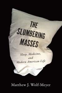 Cover of The Slumbering Masses.